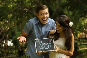 Brent and Stephany Frederick expecting 1st baby!