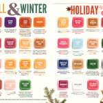 Scentsy Complete Scent List For Fall Winter 2018 2019 Incandescent Scentsy Us