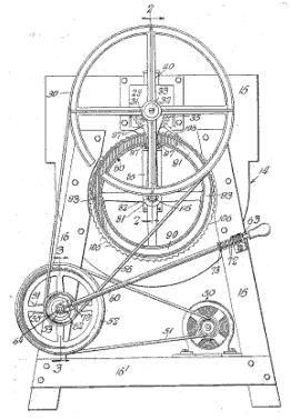 masina de spalat electrica (alva ficher)