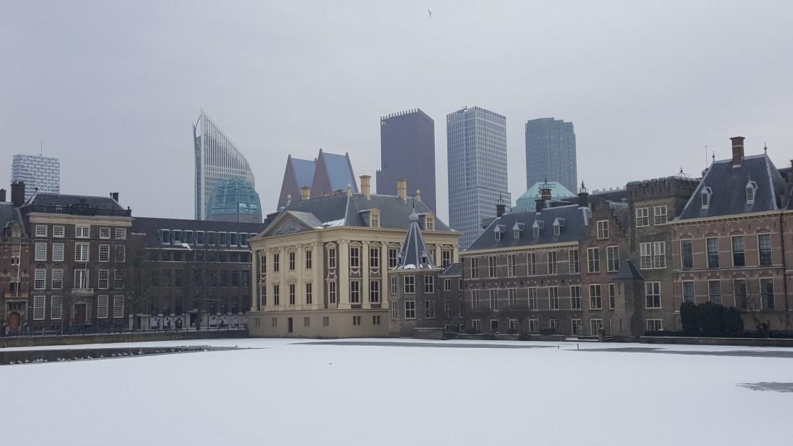 Mauritshuis, Binnenhof en Hofvijver