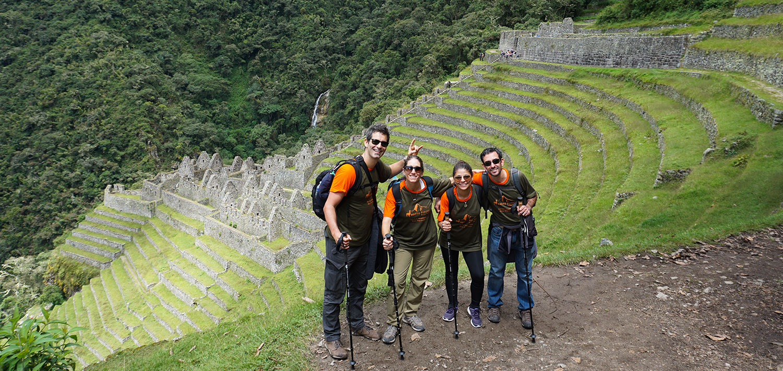 classic Inca trail wiñay wayna 2 days
