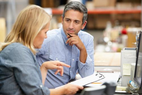 How can small businesses get a better handle on document management?