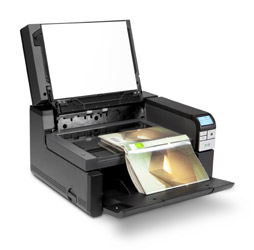Kodak i2900 Scanner