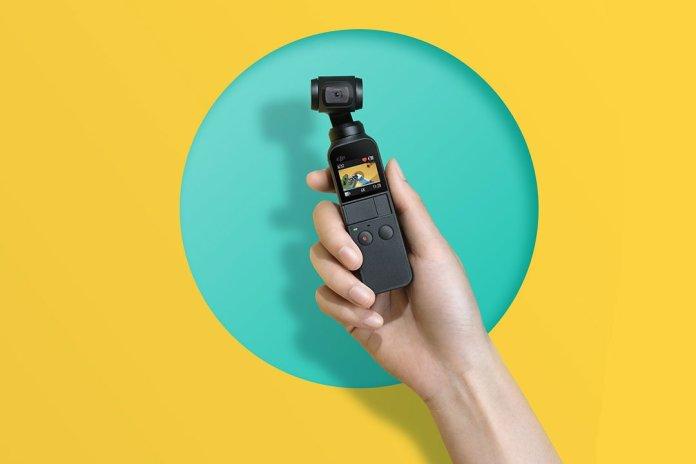 Osmo Pocket camera