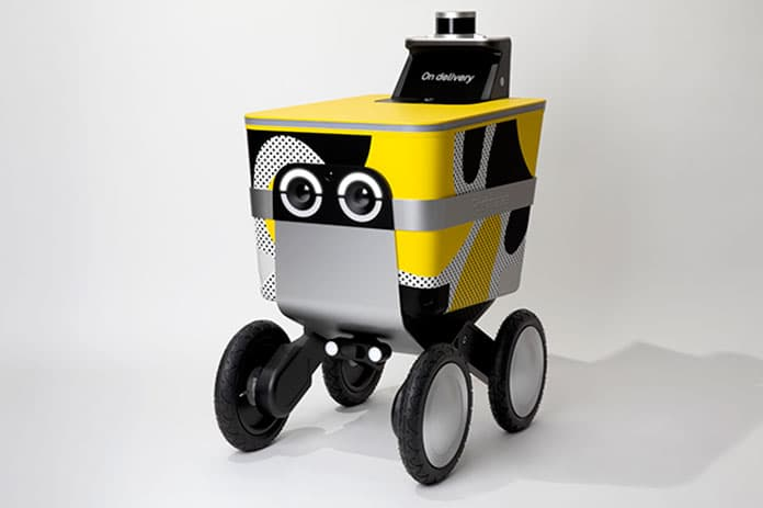 Serve Delivery Robot