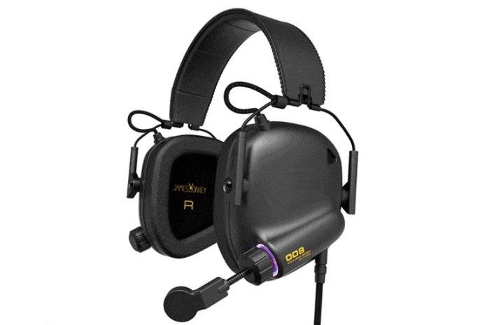Tactile Master Headset