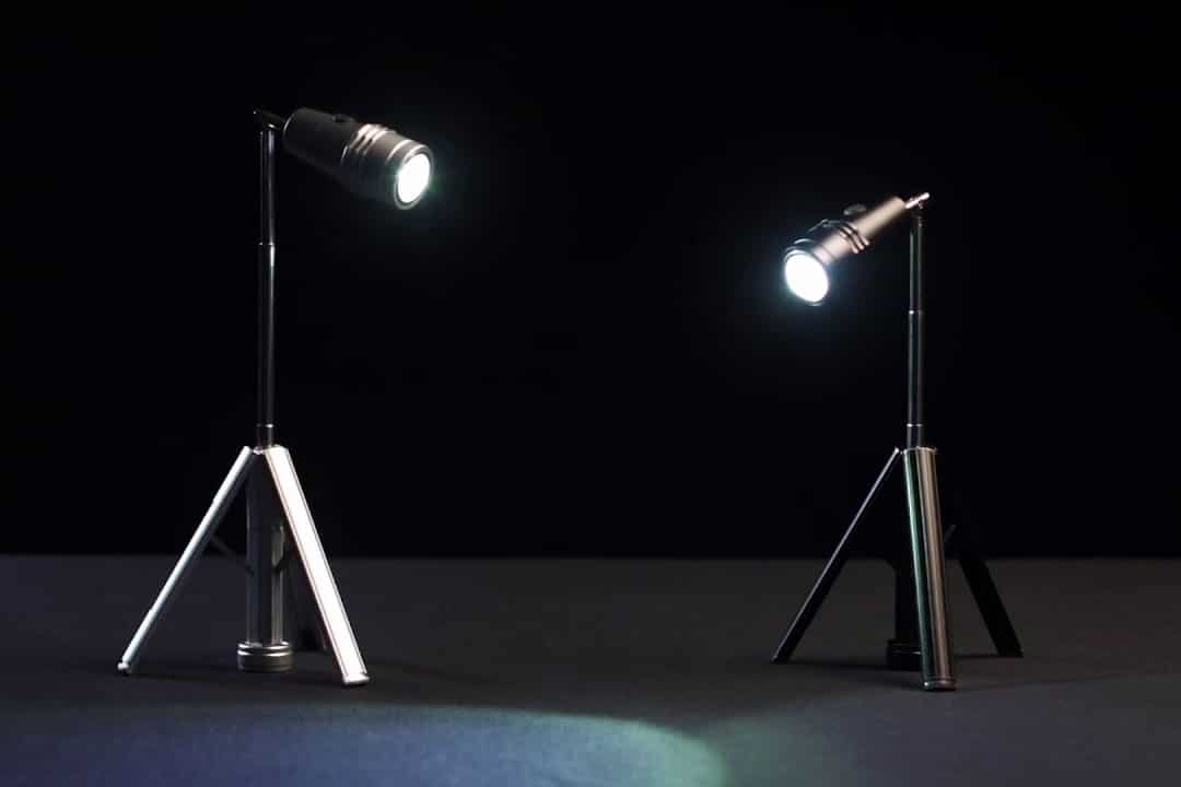 LIGHTFORMER designed to be the world's most adaptable worklight