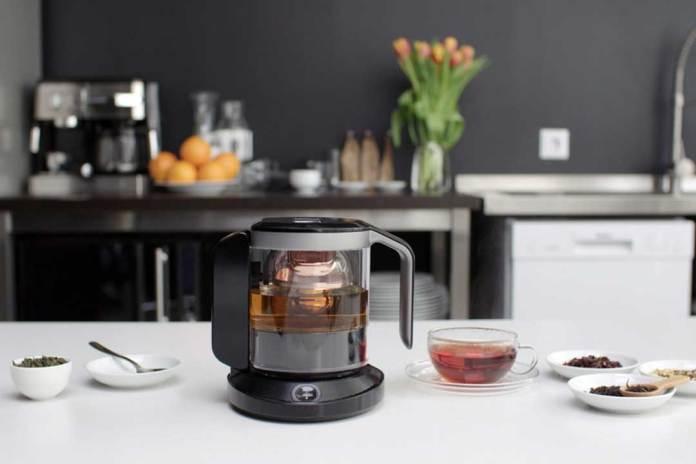 Teplo: The Smart Tea Maker