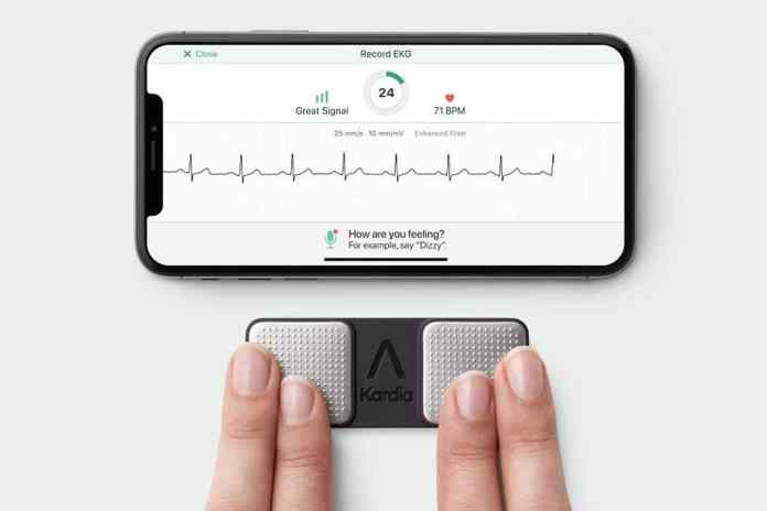 KardiaMobile Now The Only Personal ECG to Detect The Three Most Common Heart Arrhythmias