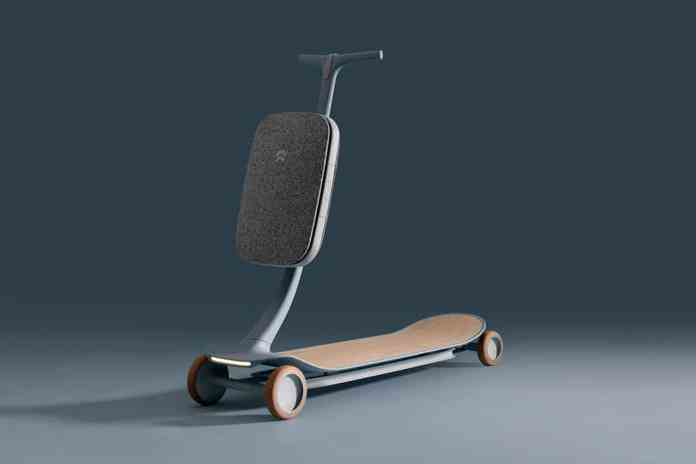 Pal: A smart, electric scooter