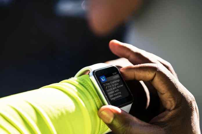 Livongo integrates with leading smartwatches/ Image: Livongo