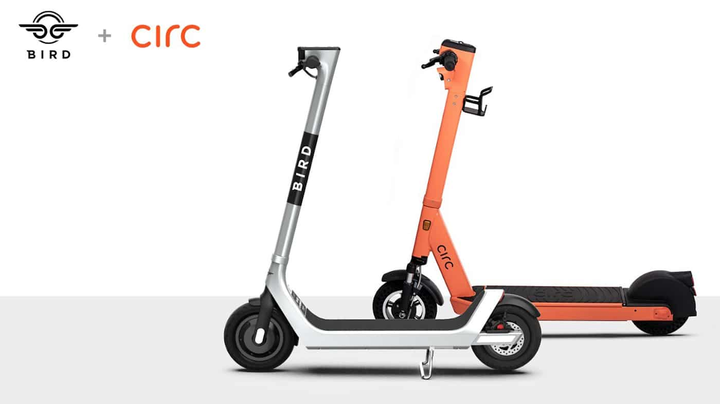 E-scooter Giant Bird announces the acquisition of its scooter rival Circ