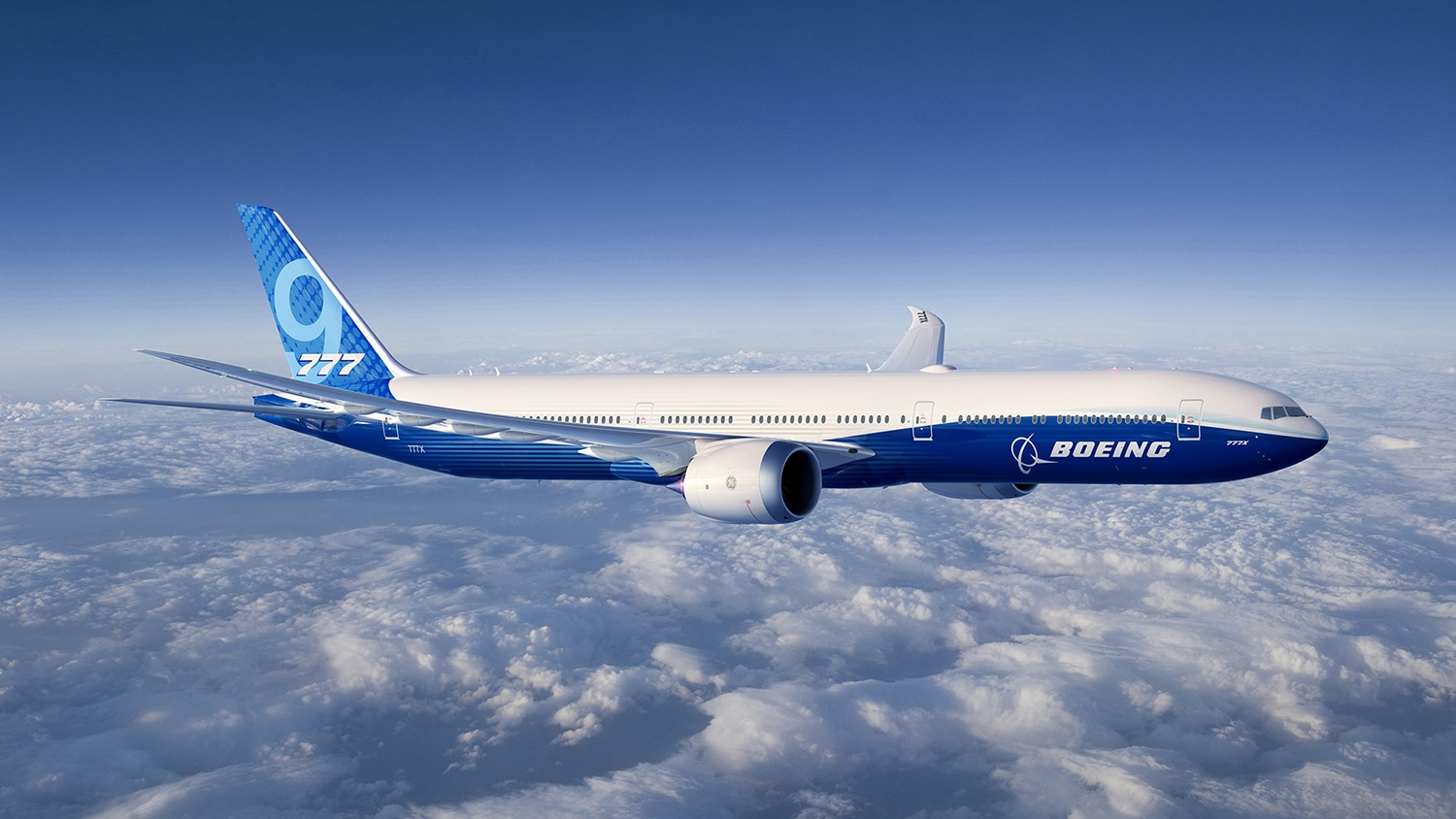 First maiden flight of Boeing 777X, world's largest twin-engine jet