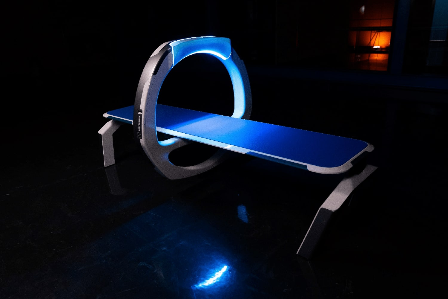 Sci-fi inspired medical bed could replace bulky and expensive X-ray machines