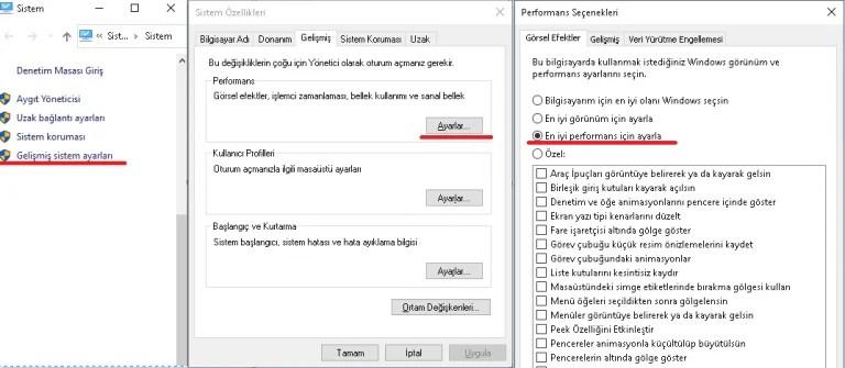 Windows 10 Kasma sorunu nasıl çözülür?