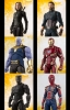 Bandai - Avengers Infinity War S.H. Figuarts Action Figures