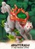 F4F - Okami: Amaterasu PVC Statue