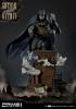 Gotham by Gaslight Batman Blue Statue