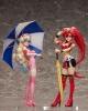 Gurren Lagann Nia & Yoko Race Queens Version