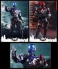 "Hot Toys - Arkham Knight Red Hood 12"" Figure"