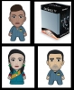 "KIdrobot - The Expanse: 5"" Figures Collection"