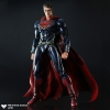 Man Of Steel Play Arts Kai Action Figure Superman