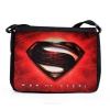 Man Of Steel Shoulder Bag Logo red