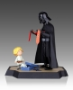 gentle Giant Star Wars Maquette & Book Darth Vader and Son