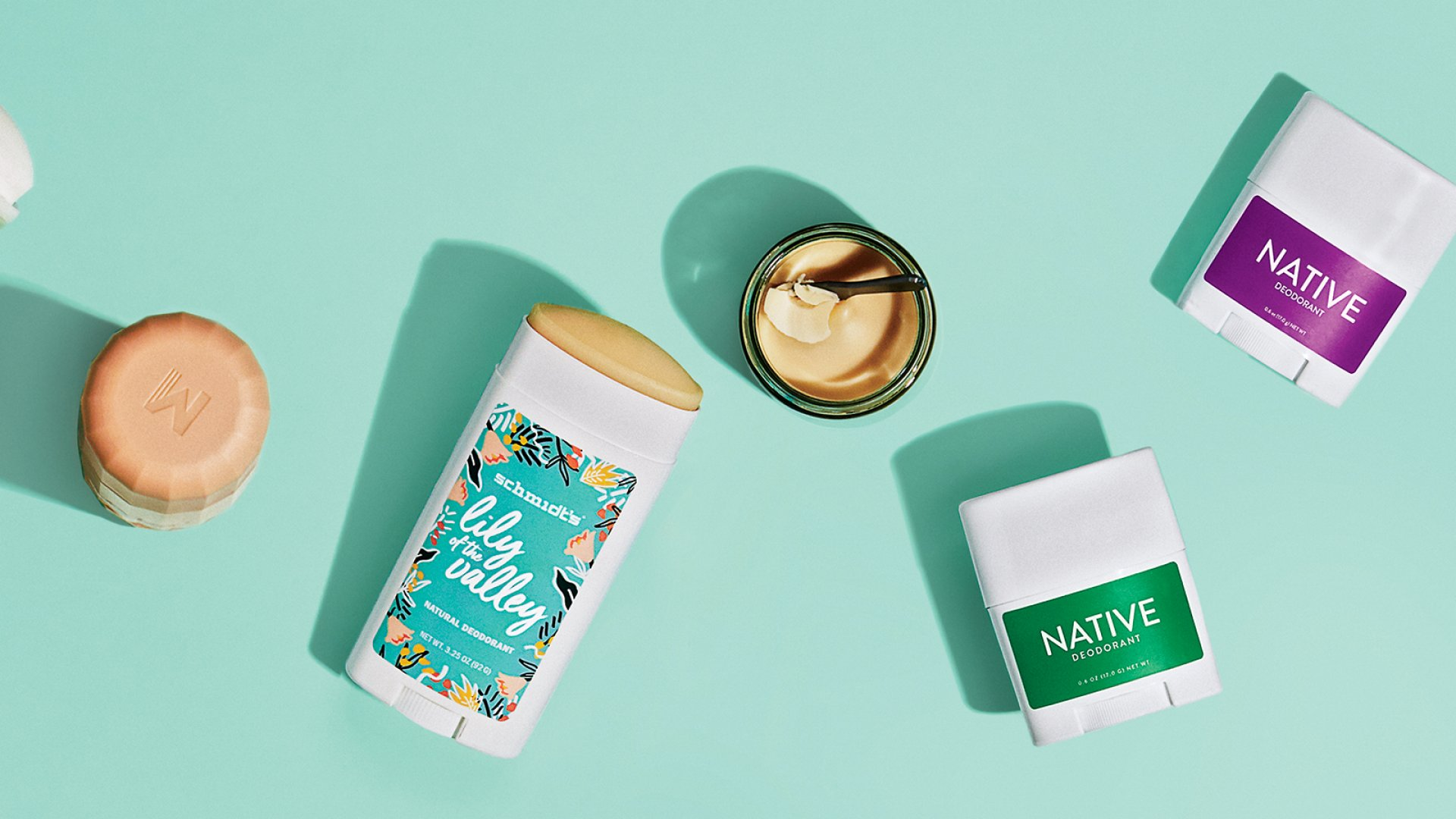 founders who helped turn deodorant into