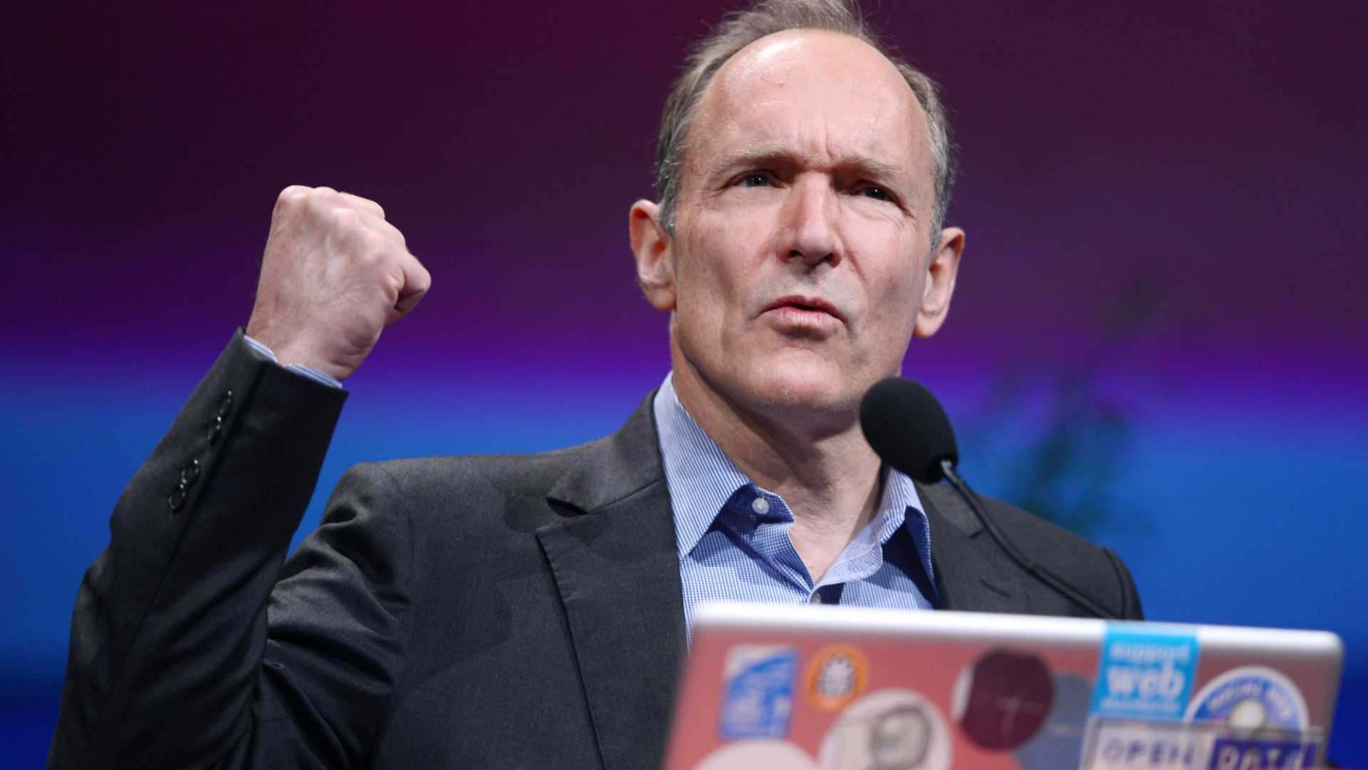 Tim Berners Lee The Inventor Of The Web Has Launched A