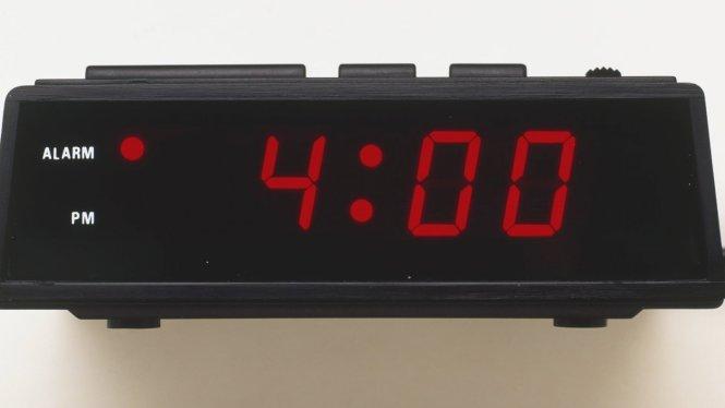 Why Getting Up At 4 A M Makes No Sense