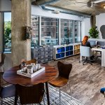 This D.C.-Area Apartment Community Gives Working From Home a Whole New Meaning