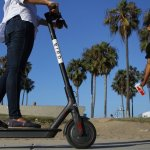 How Bird's E-Scooters Take Over the Streets of a New City