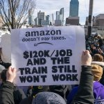 Amazon, Go Home. New Yorkers Don't Want Even a Half-Size HQ2 in Queens