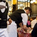 Was a Waiter Fired for Being Rude or For Being French?