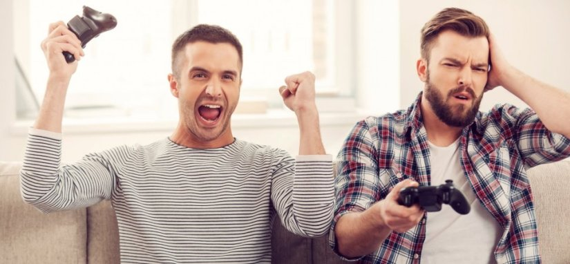 Image result for millennial men playing video games