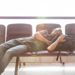 5 Ways to Catch More Sleep on a Red Eye