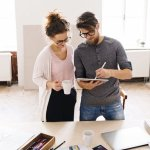 How to Run a Business With Your Life Partner