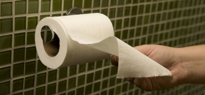 The Correct Way to Hang Toilet Paper  According to Science   Inc com