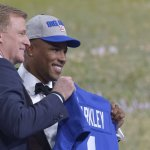 The New York Giants' Saquon Barkley Will Make $100 Million, and He Won't Spend a Penny of It. Here's Why
