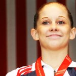 Why Shawn Johnson Stuck With Gymnastics--Thanks to Clever Reverse Psychology from Her Parents