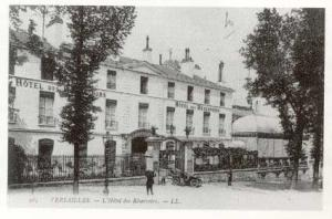 Versailles, Hotel Réservoirs