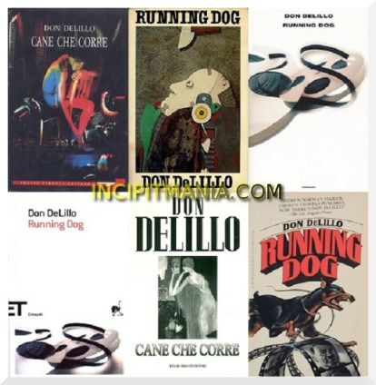 Running Dog di Don DeLillo