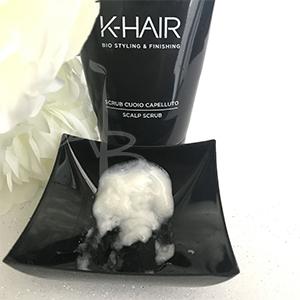 K-Hair consistenza scrub cuoio capelluto