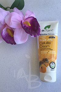 Crema anticellulite Royal jelly Dr. Organic