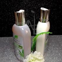 Packaging prodotti capelli Dr. Organic