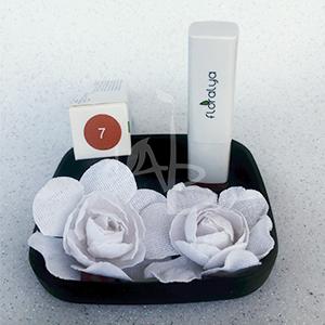 Rossetto 07 della linea make-up Floralya di Juveniis