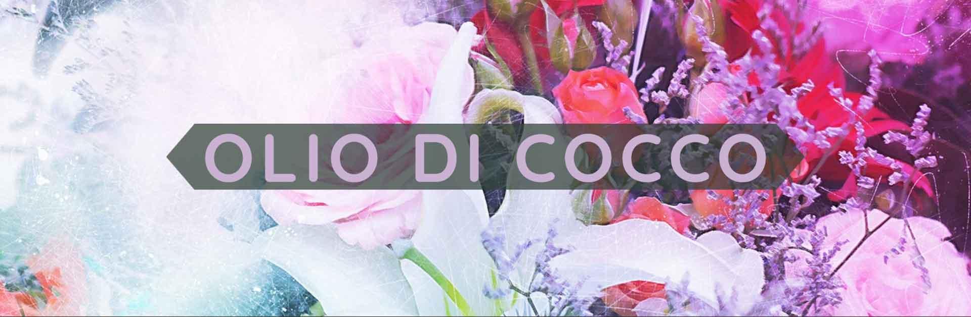 Copertina olio di cocco