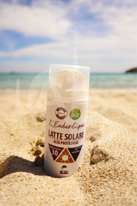 Confezione latte solare Beba