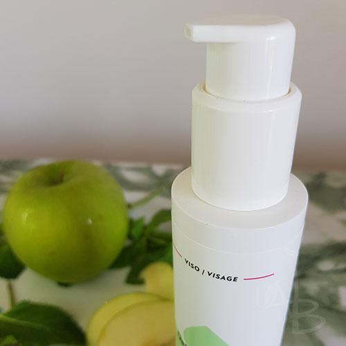 Erogatore pump del gel detergente viso Biofficina Toscana